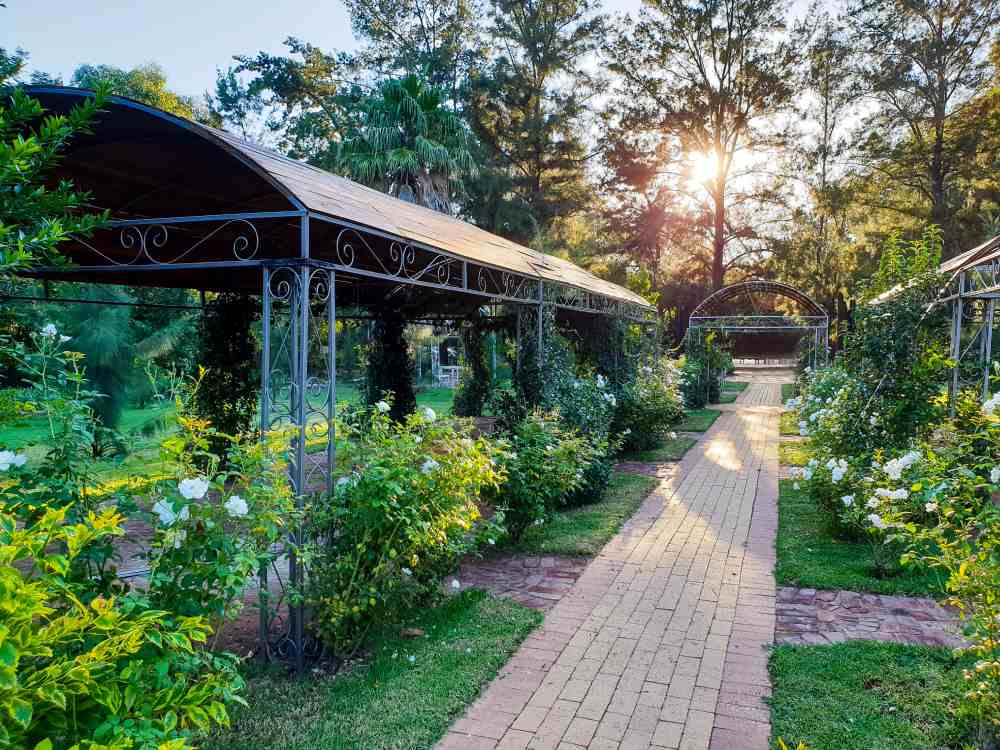 Wedding Venue Pretoria Garden Chapel Zambesi Lodge