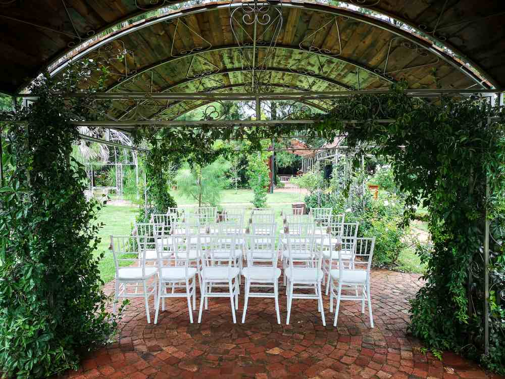 Garden Chapel Wedding Venue
