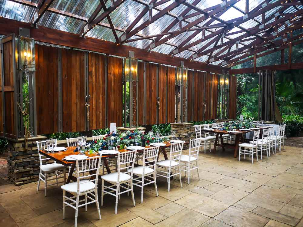 Wedding venues in pretoria Zambesi Lodge
